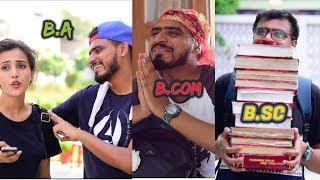 B.A vs B.COM vs B.SC - Amit Bhadana