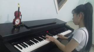 1 2 3 4 Chi Dân. Piano Tú Linh cover