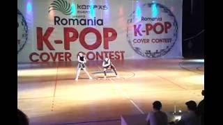 K-POP COVER CONTEST 2016 - XENON