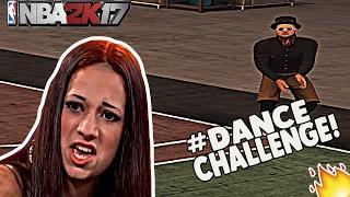 NBA 2K17 | CASH ME OUTSIDE HOW BOW DAH! #DANCECHALLENGE @Yrndj @Danielle Bregoli
