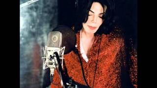 Michael Jackson recording Heal the World in studio (rare demo!!) HD Audio