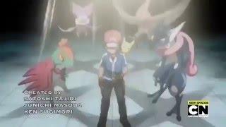 Pokémon : Season 19 - XY And Z Theme Song English