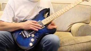 "Van Halen ""I'm the One"" with Kemper Profiler"