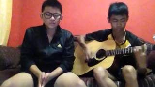 Never let you go(cover by ricky)