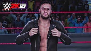 WWE 2K18 - Finn Balor Official Entrance!
