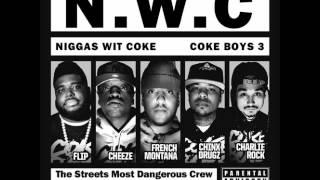 French Montana- Celebration ft Chinx Drugz (Coke Boys 3)