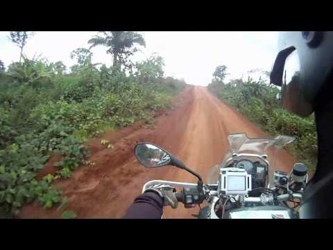 London to South Africa Motorcycle Expedition : Tanzania (F800GS) – Part 1