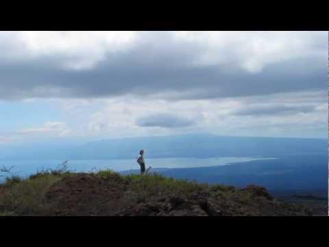 Hiking Sierra Negro Volcano: Isabella Island, Galapagos Ecuador