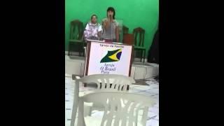 Luriana Carla A presença de Eliane Fernandes