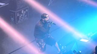 Limp Bizkit - Pollution (Live Paris Bataclan France 03 07 2014) HD