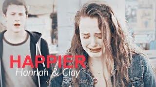 Hannah & Clay | Happier (13 reasons why)