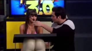 Panicats Dançando e Gemendo no Palco do Pânico 3.0 - Pânico Na Band HD 21/07/13