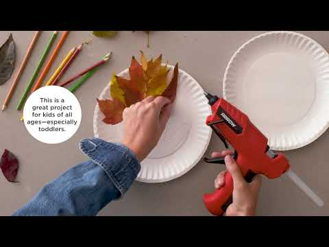 How to Make Fall Leaf Crafts for Kids
