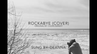 Rockabye Acoustic (cover)