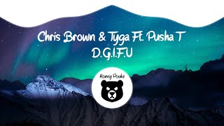 Chris Brown - Don't Get It ft. Pusha T & Tyga (Official Audio)