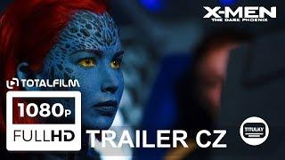 X-Men: Dark Phoenix (2019) CZ tit. HD trailer