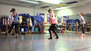 """""""Conquerer"""" by Estelle and Jussie Smollett - Intro/Beg Contemporary-Funk 