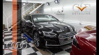 GVE Detailing: Audi S5 | Correction Detail & Ceramic Coating