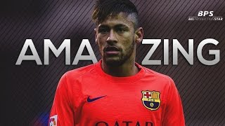 Neymar Jr - Amazing Season 2014/15||HD