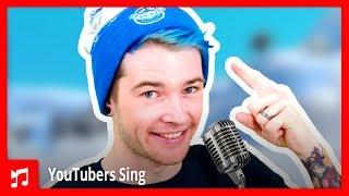 DanTDM Sings Jingle Bells