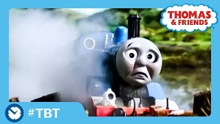 Never, Never, Never Give Up | TBT | Thomas & Friends