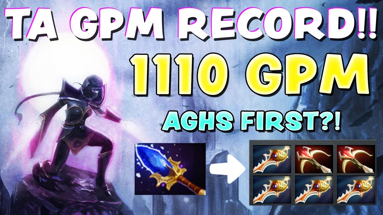 Wagamama - TA GPM RECORD!! - 1110 GPM WITH AGHS FIRST?!