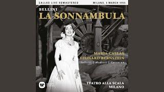 "La Sonnambula, Act 1: ""Perdona, o mia diletta"" (Elvino, Amina, All, Notaro) (Live)"