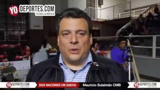 Mauricio Sulaiman entrega Oración del Boxeador en Chicago Dos Naciones un Sueno 2N1D