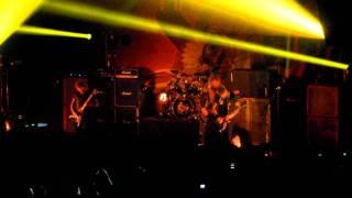 Mastodon - Black tongue / Live Alcatraz Milano 26/01/2012