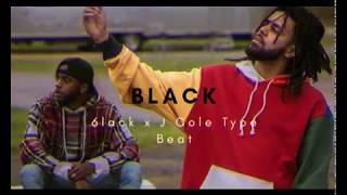[FREE] Black - 6lack x J Cole Type Beat | Prod. tappu808