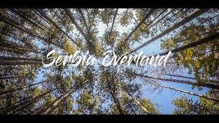 Srbija overland - Serbia overland trailer DiB