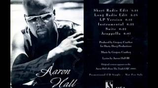 "Aaron Hall I Miss You (7"" Version /Early Fade)"
