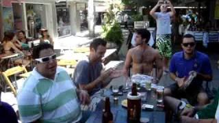 Navio SBT 2009 - Pagode em Búzios