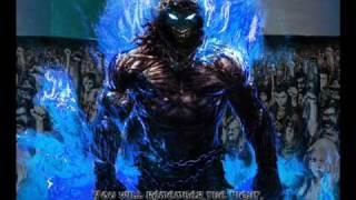 Disturbed 10,000 Fists demon voice