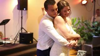 Wedding Dance - Stuie and Britt 2018 'Can't Help Falling in Love'