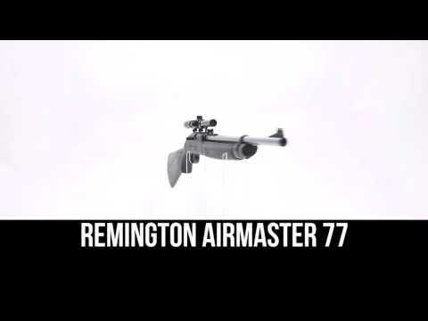 Video: Remington AirMaster 77 Air Rifle | Pyramyd Air