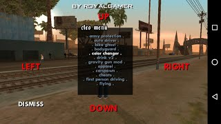 GTA San Andreas my Cleo mod install for Android |GAMING GURUJI is back| Nougat  & Oreo Support| 2018
