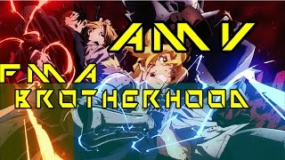 FMA BROTHERHOOD AMV 2015 -【Glitch Hop】Panda Eyes & Teminite