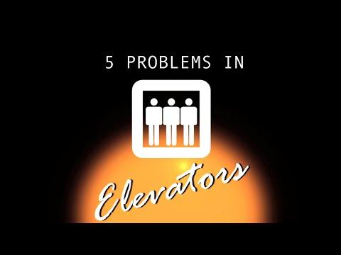 Elevator Problems