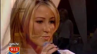 Rachel Stevens - Heaven Has To Wait (Live on GMTV 29th Sep 2003)