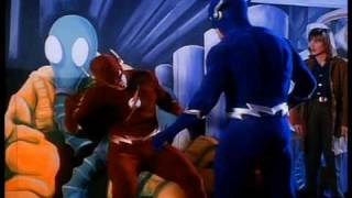 The Flash La Serie (Flash Vs Flash)