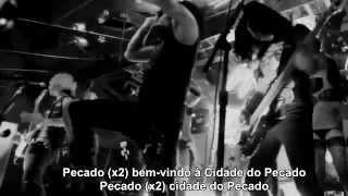Escape The Fate City Of Sin (Vídeo) Legendado