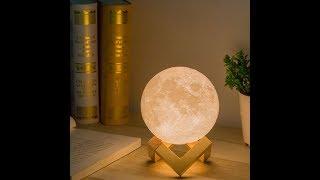 Aliexpress Unboxing Moon Light 3D | Helloitskovo