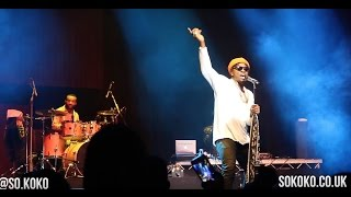 Runtown Performs Mad Over You Live In London @iruntown | SO KOKO