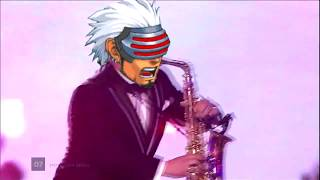Epic Godot Sax Guy