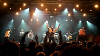 The Mavericks  @ Sjock Festival Gierle Belgium. Twist and Schout 08-07-2016.
