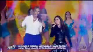 Ivete Sangalo e Maisa - Flor do Reggae
