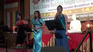 Jaya Radha Madhava medley by Radhya Ong