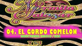 EL GORDO COMELÓN - normita salazar y su sonando