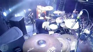 SEPULTURA@Troops of Doom-Eloy Casagrande-Live in Poland 2015 (Drum Cam)